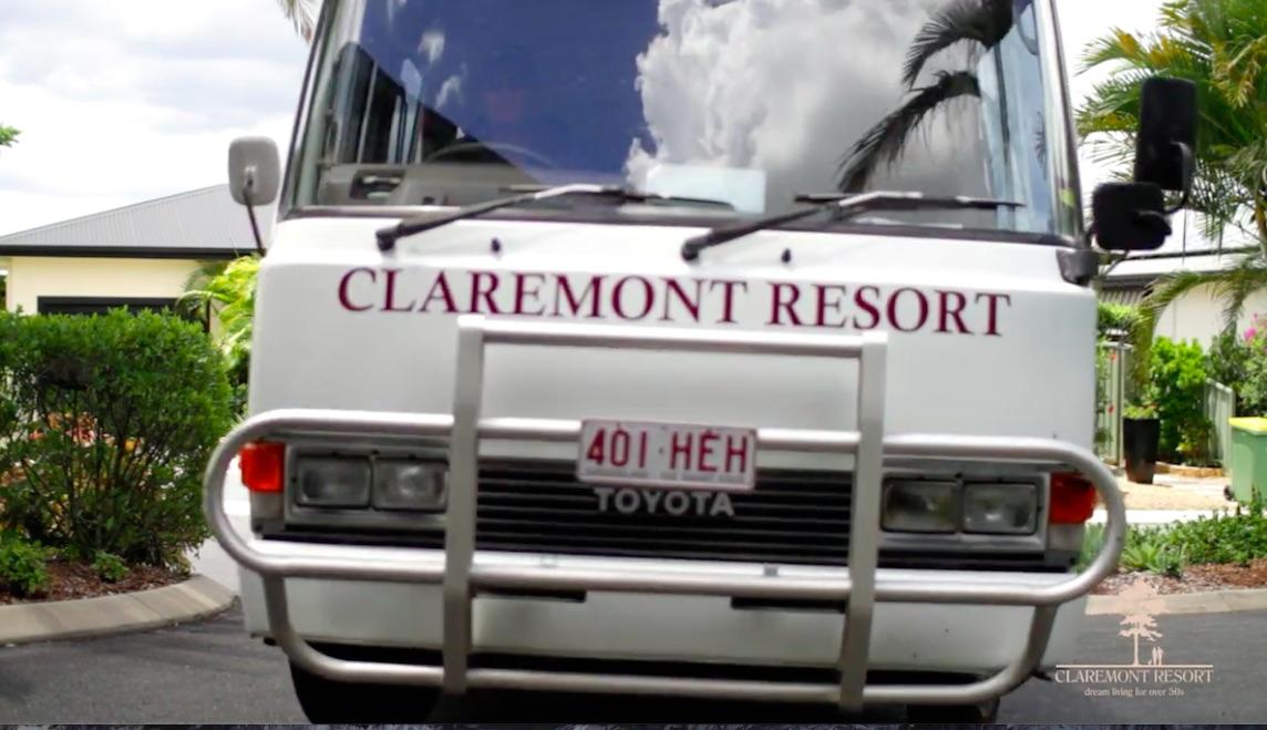 claremont bus